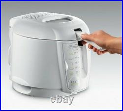NEW DeLonghi D677UX 2 1 5 Pound Capacity Deep Fryer FREE SHIPPING