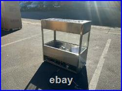 NEW Universal Ventless Hood with Deep Fryer Combo Machine Electric 220V