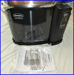 New Butterball XXL Digital 22 lb. Indoor Electric Turkey Fryer by Masterbuilt