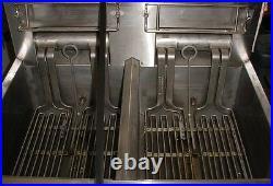 New Frymaster Electric Deep Fryer Fph217sc 4 Basket 440v