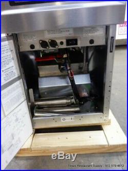 New Frymaster Electric RE117CSC Electric Digital Deep Fryer On Legs