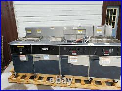 New Giles EOF-10-10/FFLT/24/24 Commercial Deep Fryer