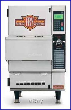 New Perfect Fry Deep Fryer, Ventless, Automatic, Countertop, 2.75 Gal. Cap. PF