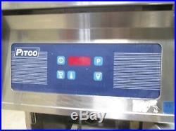 PITCO E14XSS-HHQV HD COMMERCIAL-NSF- 40lbs DIGITAL 208V 3 ELECTRIC DEEP FRYER