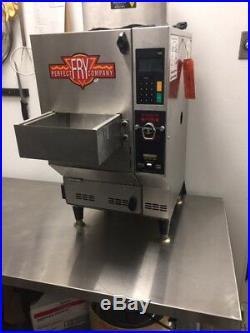 Perfect Fry PFA7200 (PFA3750) Fully-Automatic Ventless Countertop Deep Fryer