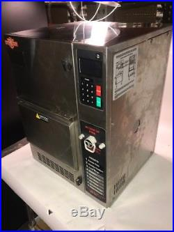 Perfect Fry PFC570-208 Semi-Automatic Ventless Countertop Deep Fryer 5.7 kW