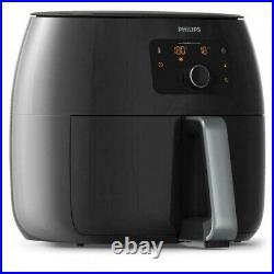 Philips Avance HD 9651/90 Airfryer XXL hot air deep fryer 1.4 kg Healthy Low Fat