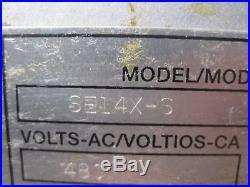Pitco Commercial Solstice Electric Deep Fryer 17kWithhr SE14X-S 40-50 lb Capacity