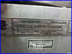 Pitco Countertop Electric Deep Fryer 208v 3ph