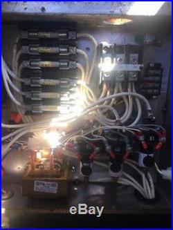 Pitco Electric Frialator Model E14S-CHHLQV 208 Volt 3 Phase