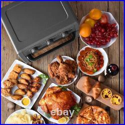 Pro 5 in 1 Weesta Toaster Oven Air fryer Desktop Convection Oven Deep Fryer Oven