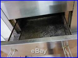 Quik n Crispy Greaseless Air Deep Fryer Ventless (use without hood)
