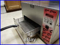 Quik n Crispy QNC GF II Greaseless Air Deep Fryer 240V GFII Ventless Quick