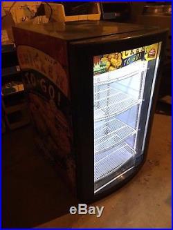 Resfab Commercial Deep Fryer Cooker Batter Station Table & Refrigerator Cooler