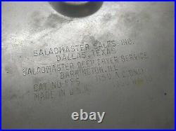 Saladmaster Electric Deep Fryer 5 Qt Chicken Kettle Multi-Cooker Buffet Server