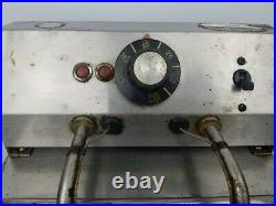 Star Commercial Resturant Deep Fryer Model 510F Electric Counter Top 120 1.8