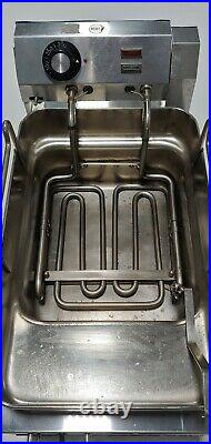 Star Deep Fryer Model 515 Electric Counter Top / Commercial with Baskets