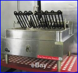 Star Electric Counter Table Top Deep Fryer 30 lb pound Snap Action Thermostat
