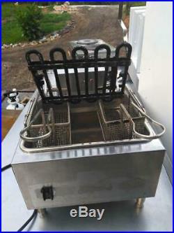 Star Electric Table Top Deep Fryer