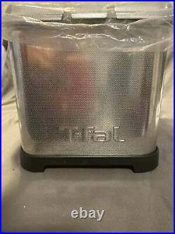 T-fal FR4049 Family Pro 3-Liter Oil Capacity Electric Deep Fryer with Stainless