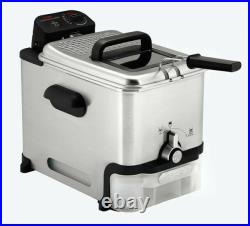 T-fal FR8000 Deep Fryer with Basket Stainless Steel