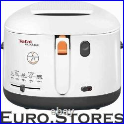 Tefal FF1631 Deep Fryer One Filtra White/ Anthracite Genuine New 1.2 Kg Capacity
