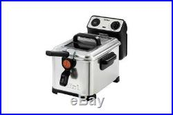 Tefal FR4068 Filtra Pro Deep Fryer with Smart Timer and Filtering Mesh