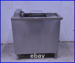 Toastmaster 1456B Commercial Electric Deep Fryer 480V 1/3PH 13kW Vintage