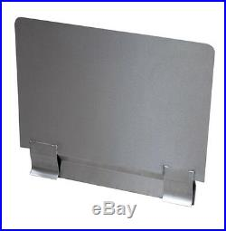 Universal Deep Fryer Splash Shield, Stainless Steel, BK-FSS