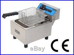 Uniworld Deep Fryer Model UEF-101 10 Liter 110V