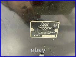 Vintage Presto Electric Deep Fryer 1350 Watts 115V USA For PARTS/REPAIR