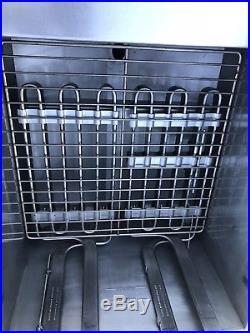 Vulcan Electric Deep Fryer Model# 1ERD50F, 208 Volts, 3 Phase! Extra CLEAN