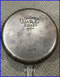 Wagner Ware Sidney -o- Cast Iron 1265