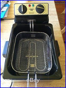 Waring Pro Professional Deep Fryer