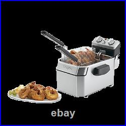 Waring WDF1000 Deep Fryer electric counter-top 10lb. Capacity