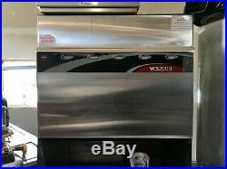 Wells VCS2000 Ventless deep fryer/griddle with hood, restaurant equipment