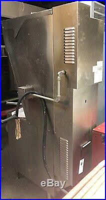 Wells WVAE-30F 30 lb. Electric Deep Fryer with Ventless Exhaust System