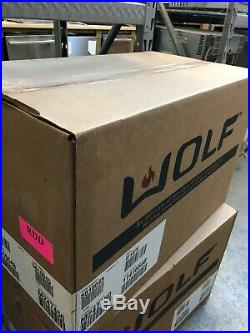 Wolf 15 Deep Fryer IF15/S New Sealed
